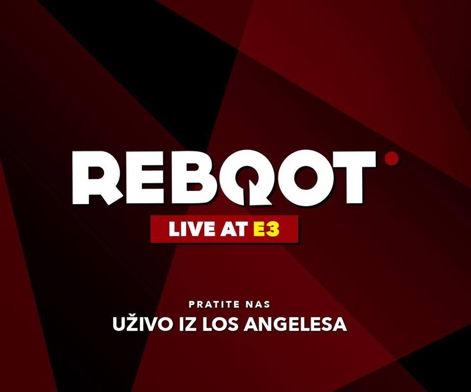 Reboot at E3