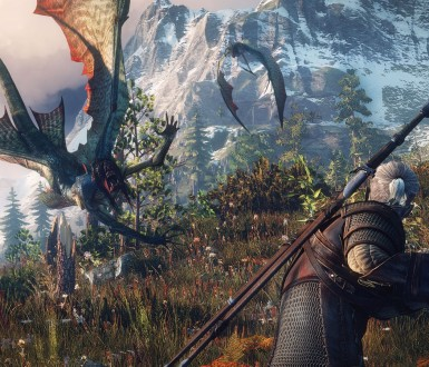 CD Projekt ostaje fokusiran na The Witcher 3