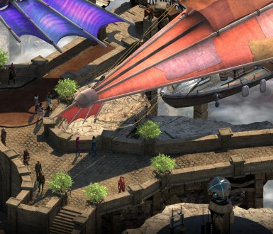Torment: Tides of Numenera stiže na Early Access