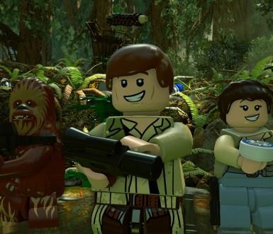 Star Wars: The Force Awakens postaje LEGO igra