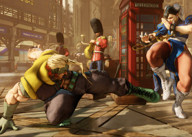 Street Fighter V stigao na PC i PS4, serveri u problemima