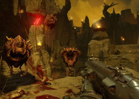 Bacite oko na devet DOOM multiplayer mapa