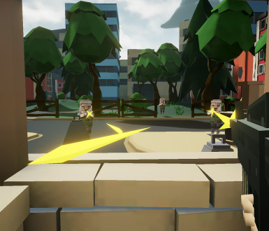 Out of Ammo je nova VR ekskluziva tvoraca DayZ-ja