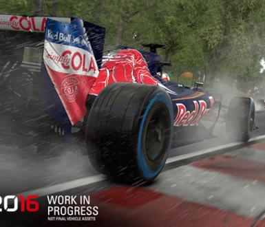 F1 2016 donosi više od svih ranijih igara serijala