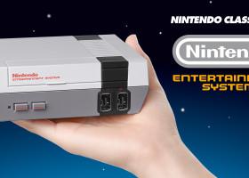 Nintendo razvija minjaturni NES