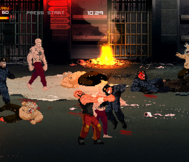 Mother Russia Bleeds – čisto retro nasilje