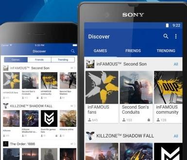 PlayStation Communities aplikacija dostupna za iOS i Android