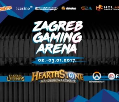Zagreb Gaming Arena dovodi najveće eSports i regionalne YouTube zvijezde