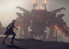 NieR: Automata dobiva demo za PlayStation 4