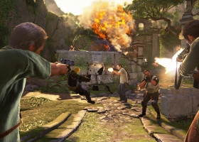 Survival mod stigao u Uncharted 4