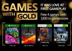 Evo što Games With Gold donosi u veljači