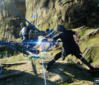 Final Fantasy XV dobio podršku za PS4 Pro