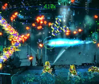 PlayStation ekskluziva Resogun dobila podršku za PS4 Pro