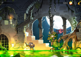 Wonder Boy: The Dragon's Trap novi je remake legendarne igre iz prošlosti
