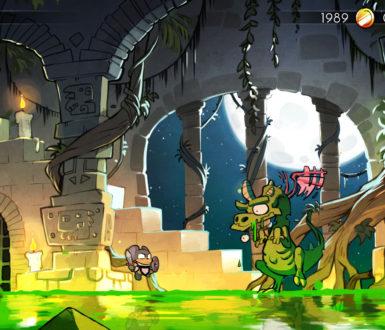 Wonder Boy: The Dragon's Trap novi je remake legendarne igre iz prošlosti