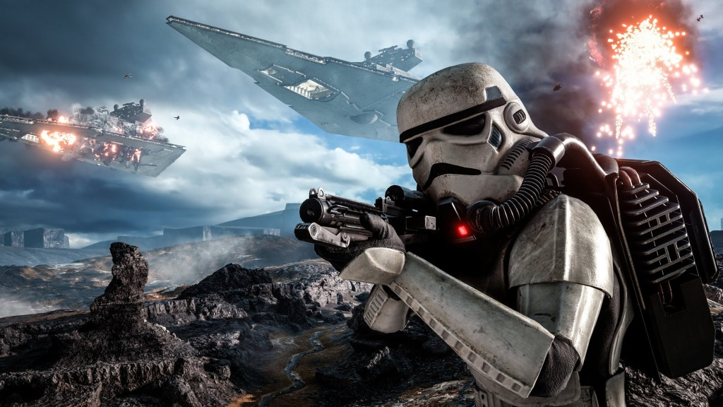Novi Star Wars: Battlefront znatno je veći od prethodnika