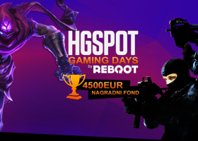 HGSPOT Gaming Days prizepool