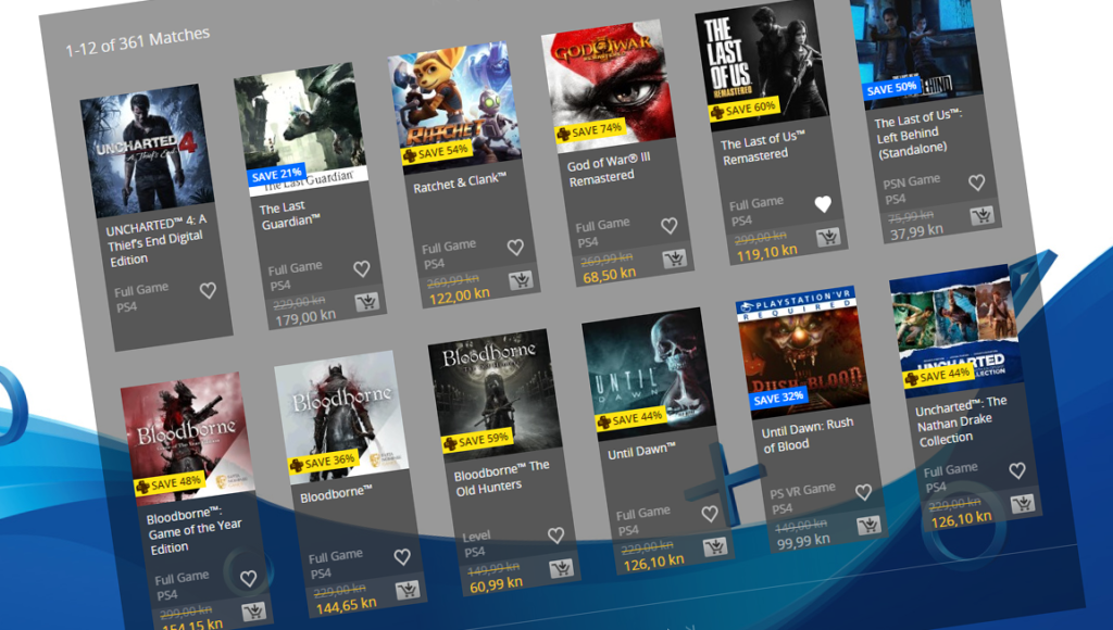 Počela je velika rasprodaja ekskluziva na PlayStation Storeu