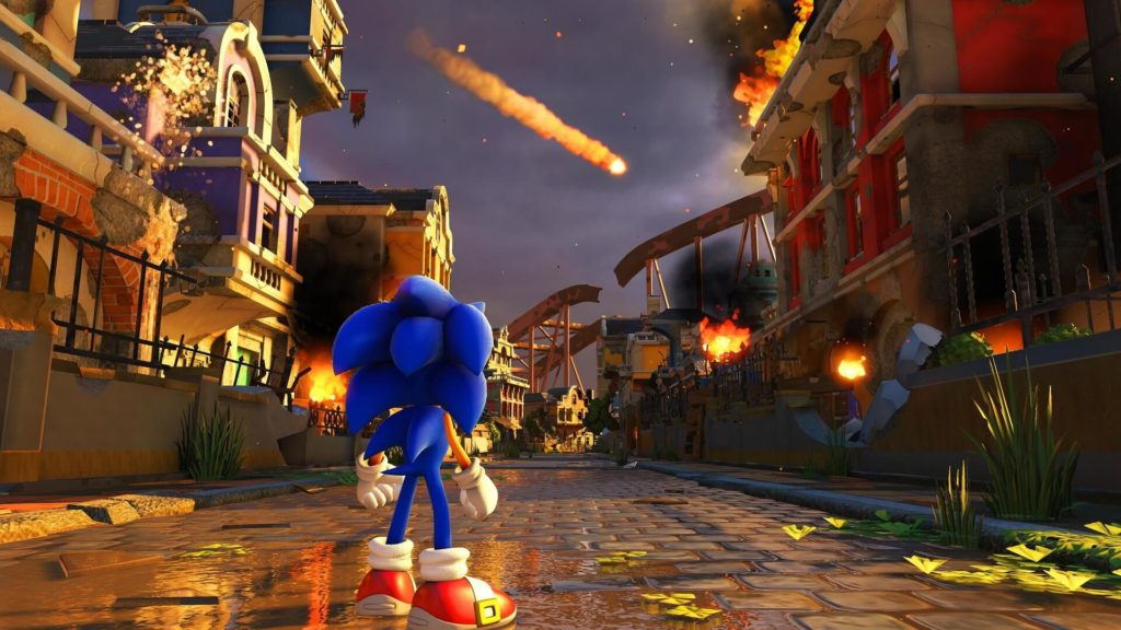 Sonic Forces