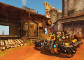 Overwatch Junkertown