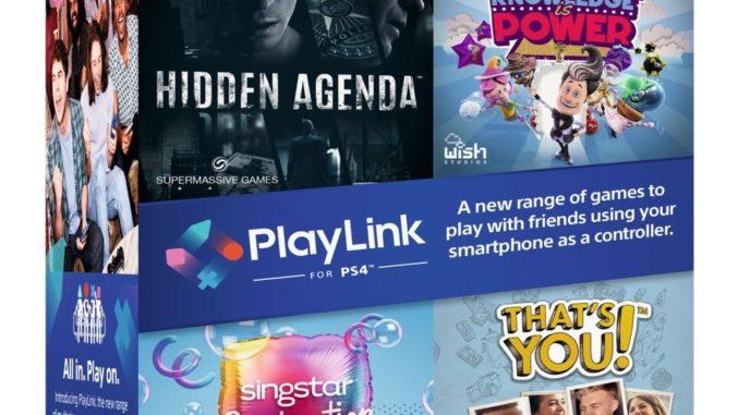 PlayLink paket