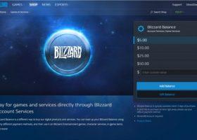Blizzard Balance Gifting