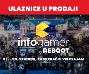 Reboot InfoGamer 2018 ulaznice u prodaji!