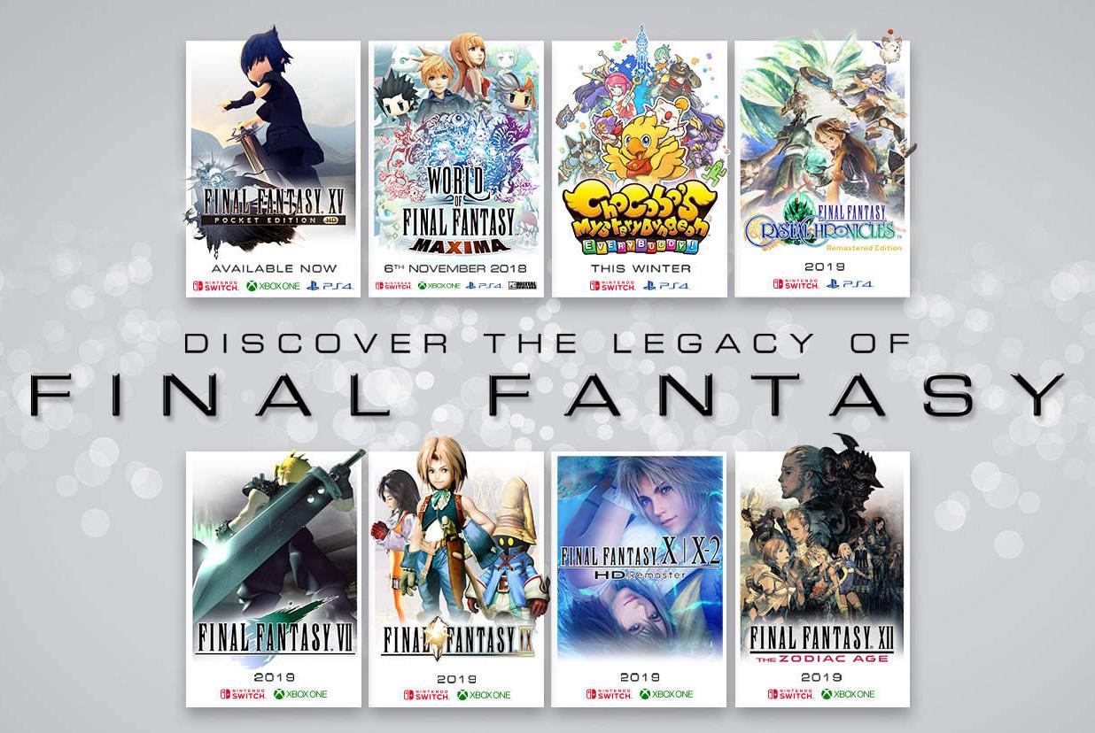 Final Fantasy - c