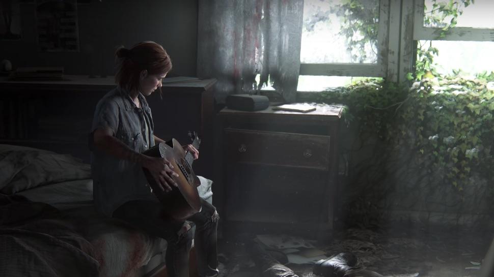 Last Of Us Part II - f