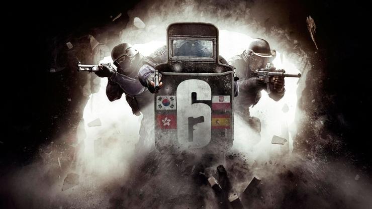 Rainbow Six Siege - f
