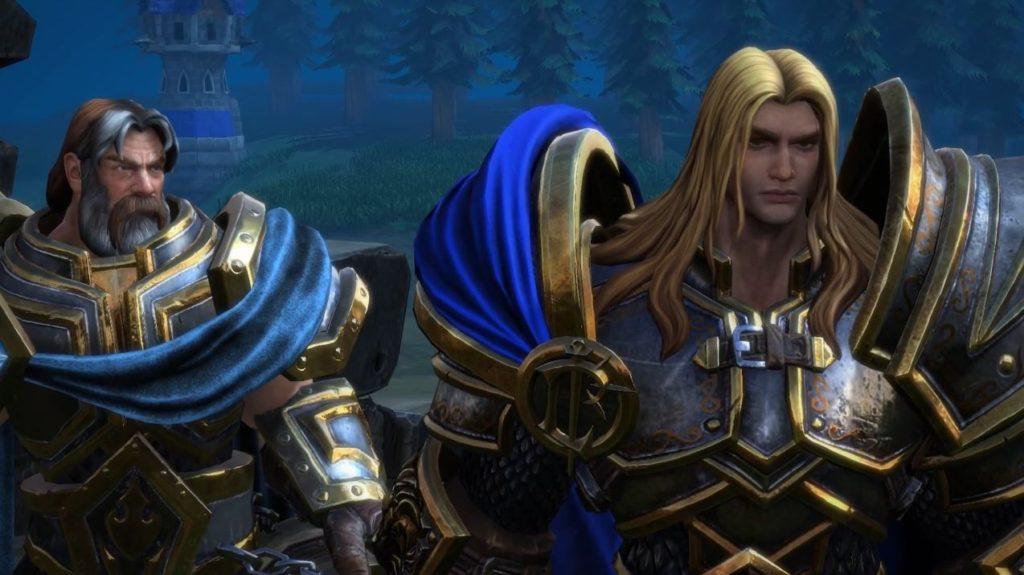Warcraft III - f