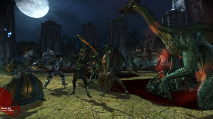 Dragon Age Origins - c