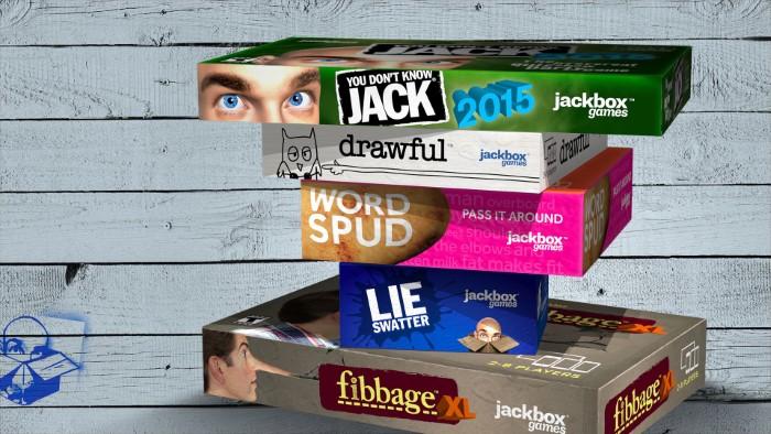 TheJackbox Party Pack - f