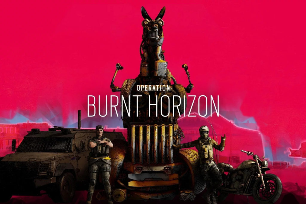 Burnt Horizon
