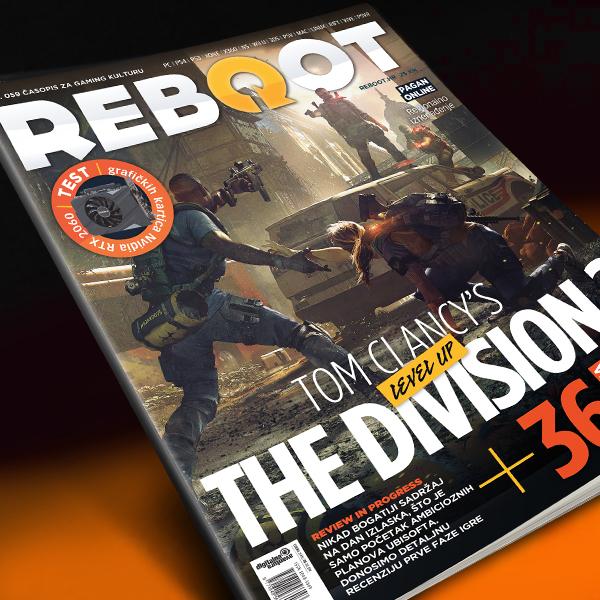 Reboot 55 u prodaji