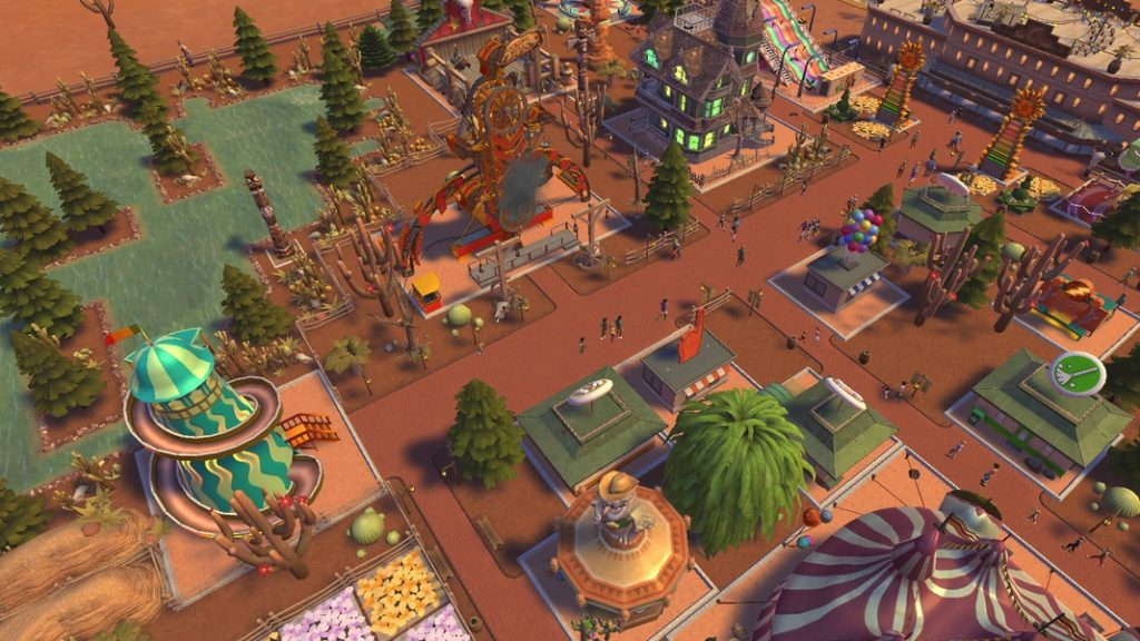 RollerCoaster Tycoon Adventures stigao na PC - Reboot