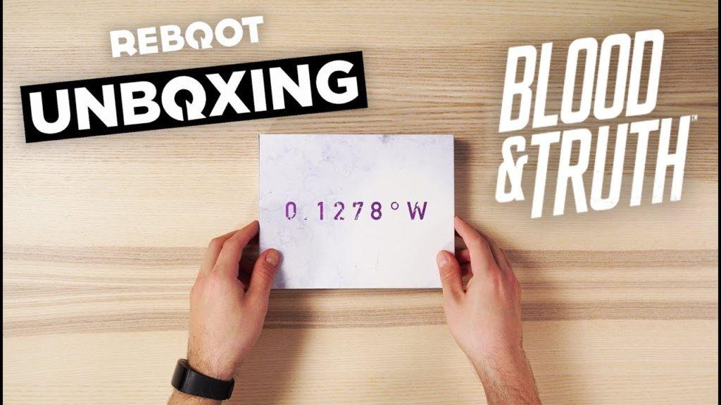 Reboot Unboxing
