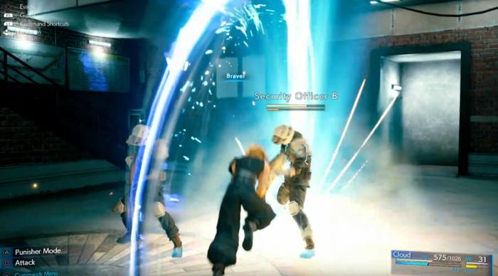 Final Fantasy VII Remake - c1