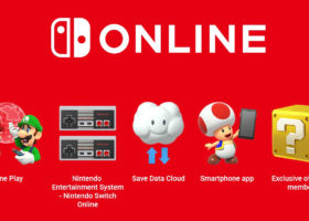 Nintendo Switch Online -f