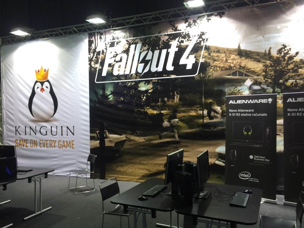 Fallout 4 štand u nastajanju