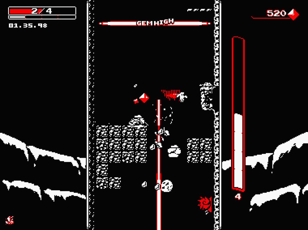 Kada bi Super Meat Boy i Tetris imali dijete, zvalo bi se Downwell