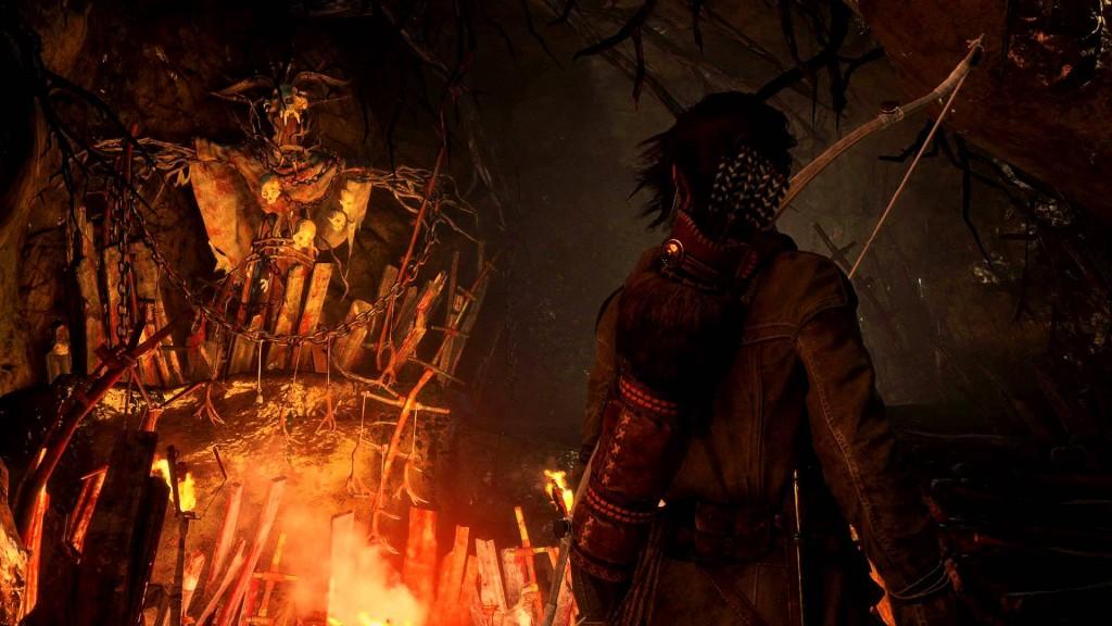 Najavljen prvi DLC za Rise of the Tomb Raider
