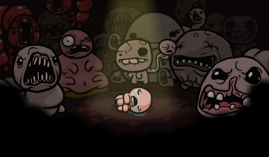 The Binding of Isaac: Rebirth dobiva alate za modificiranje