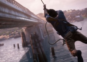 Uncharted 4 odgođen do travnja