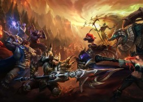 League of Legends ostaje bez Dominiona