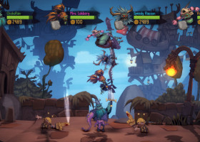 Zombie Vikings stiže na Xbox One