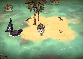 Don't Starve: Shipwrecked uskoro na PlayStationu 4