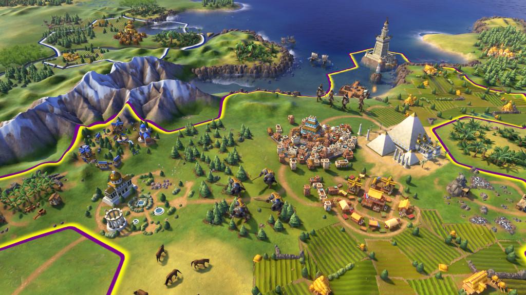 Najavljen Civilization VI, stiže već u listopadu