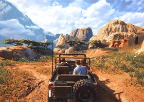 Uncharted 4 omogućuje da se igramo filterima