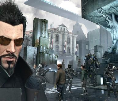 Deus Ex: Mankind Divided – predstavljen prvi story DLC